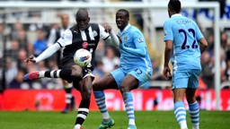 Yaya on the ball