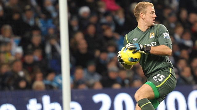 Joe Hart Arsenal