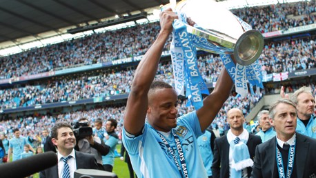 Lift the virtual Premier League trophy