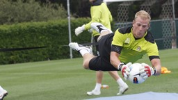 Joe hart Holding image for vid
