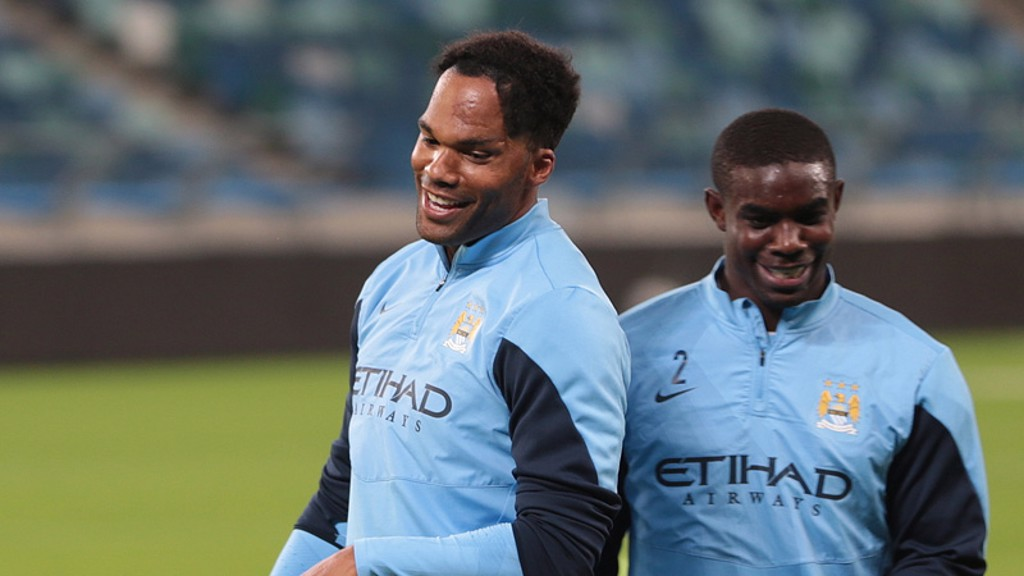 Lescott and Richards