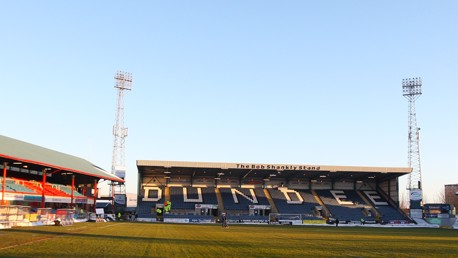 City to face Dundee FC in July friendly
