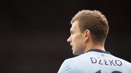 Dzeko: Liverpool will come for the win