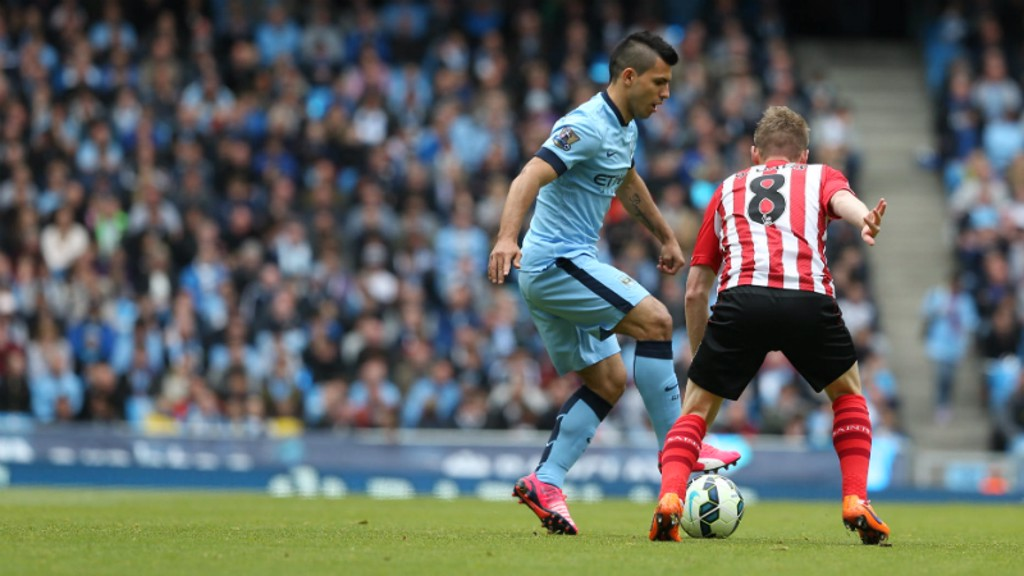 Southampton v City: Brief highlights