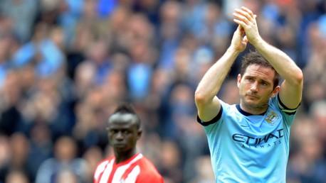 """Lampard: """"El City es un club muy especial"""""""