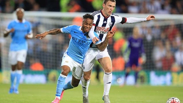 AWAY TRIP: City face West Brom at the Hawthorns on Saturday 29 October.