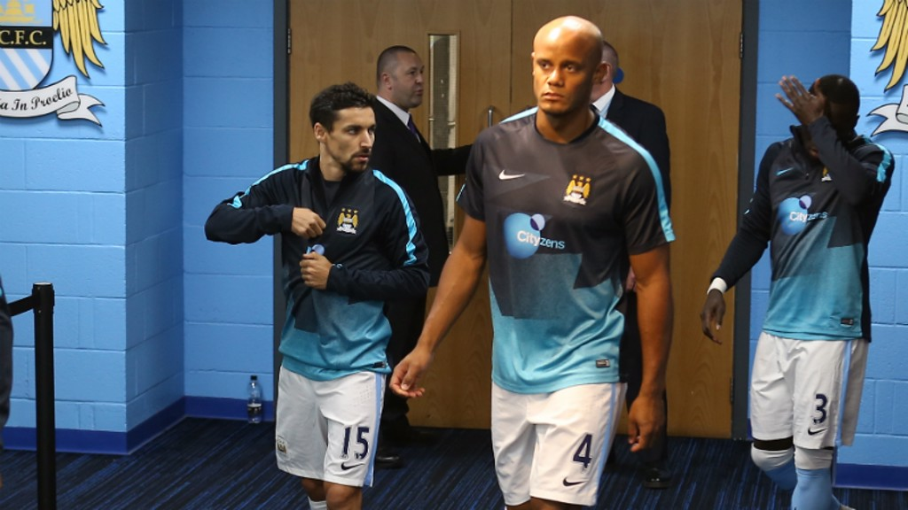 City v Watford: Tunnel Cam