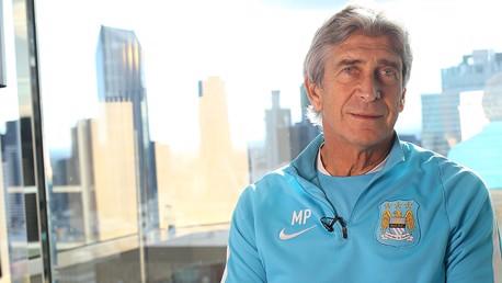 Club statement: Pellegrini contract extension