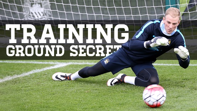 SHOT STOPPER SECRETS: City's number one tells us what it takes to stay at the top of his game