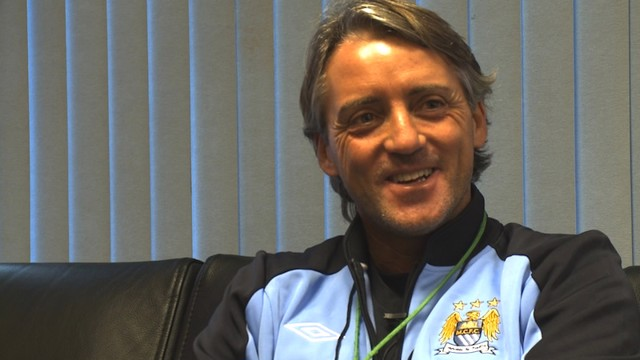 Mancini interview