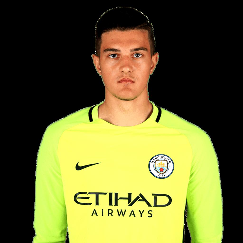 Manchester City U18s Arijanet Muric profile