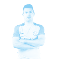 AGUERO: Man City Striker