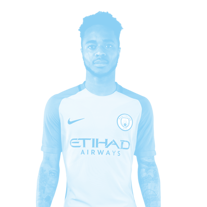 STERLING Manchester City 2016/17