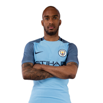 DELPH Manchester City 2016/17