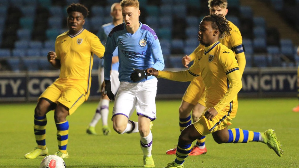 Date set for FA Youth Cup fifth round clash