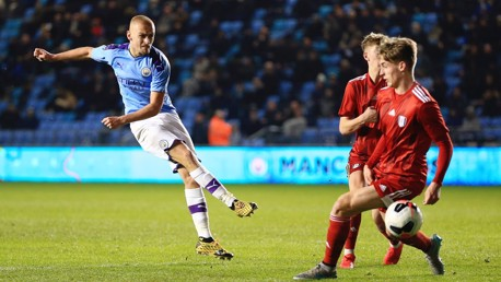 City 1-0 Fulham : le résumé en FA Youth Cup