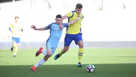 Phil Foden included in Man City squad
