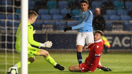 Date set for City's FA Youth Cup fifth round tie