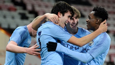 Blues cruise into FA Youth Cup semi-finals