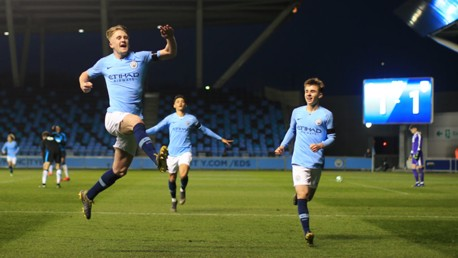 Classy City book ticket to FA Youth Cup final