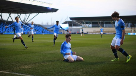 Taylor hails City's maturity in Youth Cup triumph