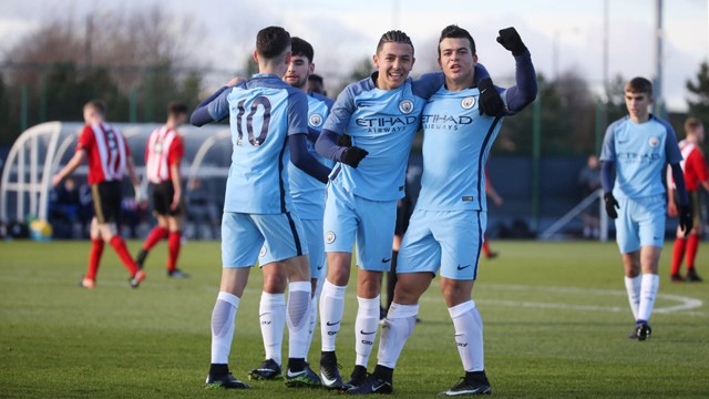 Image result for manchester city U21 2017