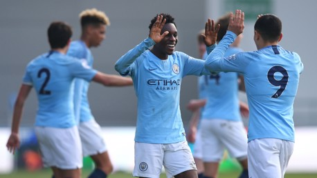 City win sweet seven-goal thriller against Toffees