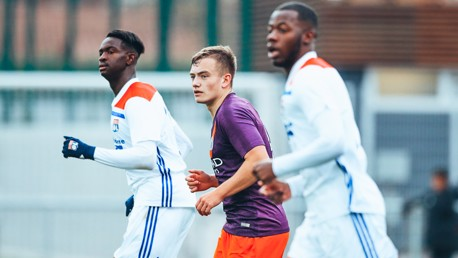 European exit for young Blues