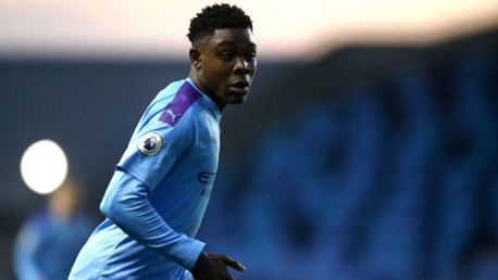 City U21s fall to Cup defeat at Bolton