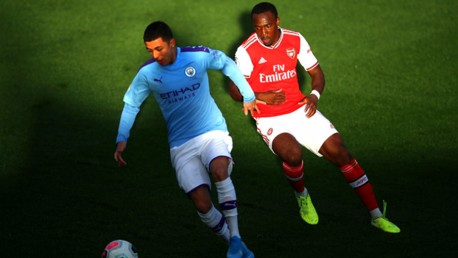City EDS held to draw by Arsenal