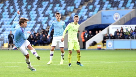 City Under-19s share the spoils with Zagreb
