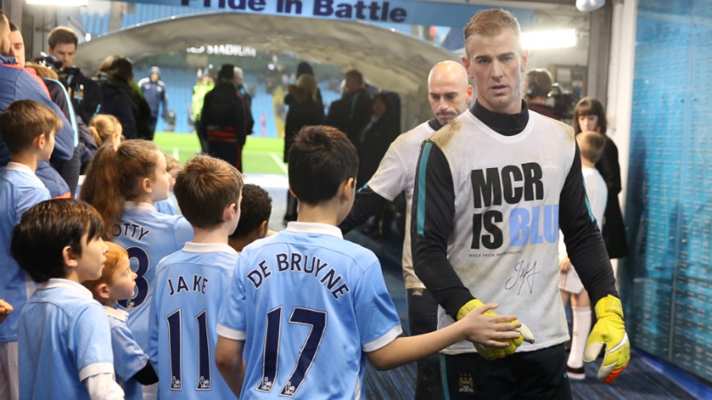 City v Swansea: Tunnel Cam