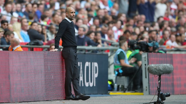 IMPROVEMENT NEEDED: Guardiola says his team will come back stronger next season