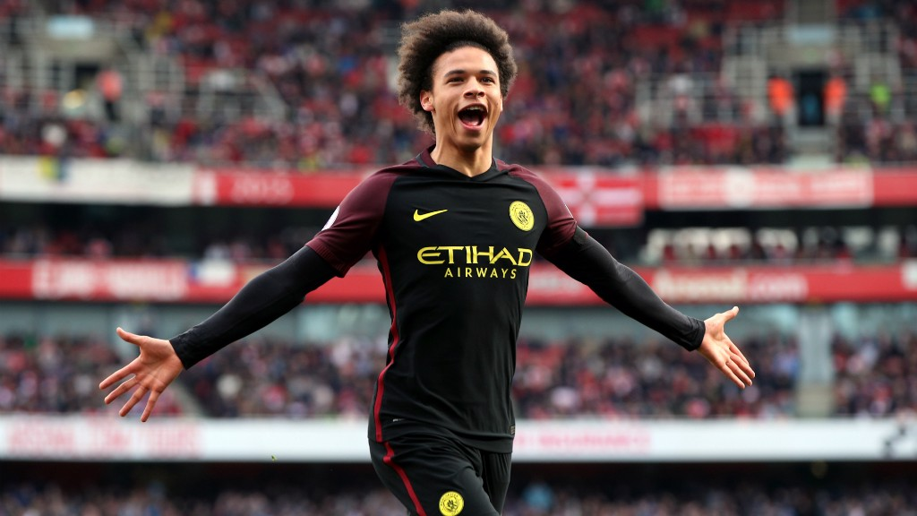 Man City's Jesus in line for Wembley return against Arsenal