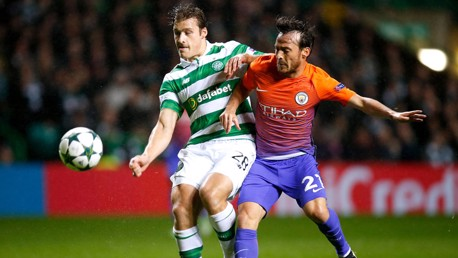 Man City v Celtic: The view from Glasgow