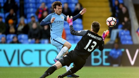 Crystal Palace 0-3 Man City: Talking Points