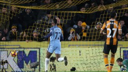 TAPPED HOME: Kelechi Iheanacho doubles City's lead with less than 15 minutes to go...
