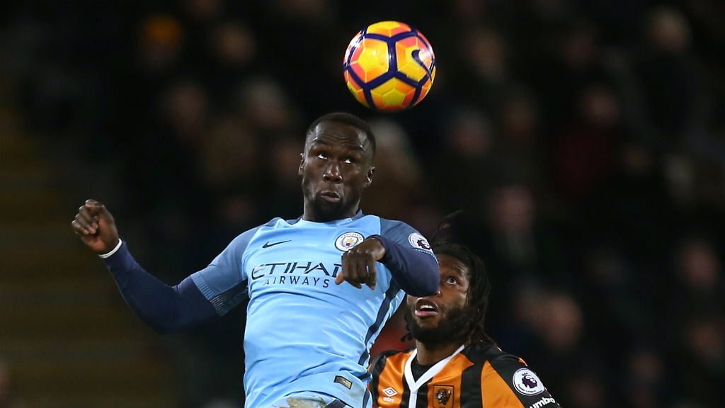 Sagna: This is the best team I've played for