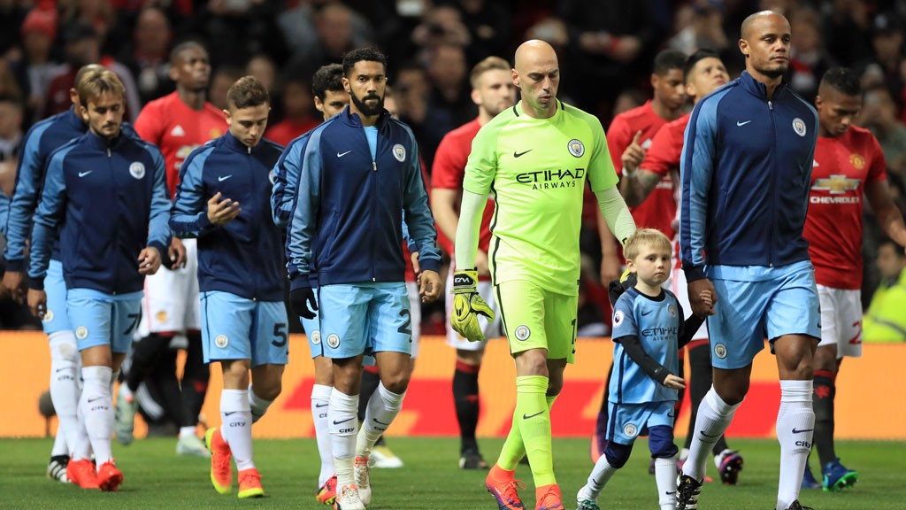 Image result for kompany city v southampton 2016/17