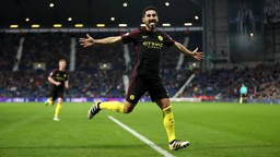 GOAL KING: Gundogan has four in his last two matches