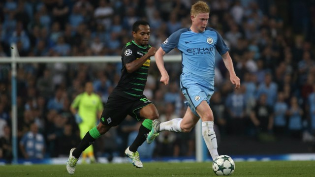 SHINING: KDB produced another top display