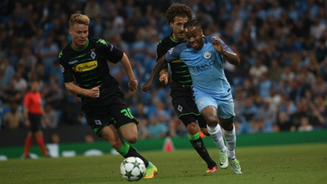 LAST TIME: City downed the German's 4-0 at the Etihad in September.