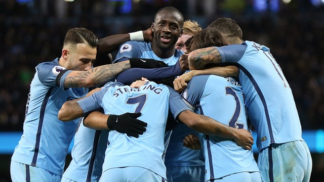 TOGETHER: City will look to repair damaged pride v Spurs
