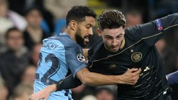 QUALITY: Gael Clichy was impressed with Patrick Roberts' display