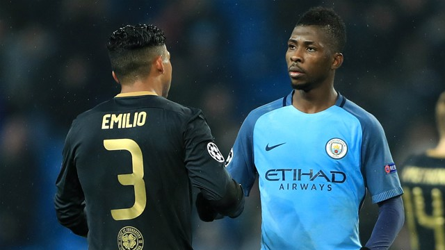 OPPORTUNITY KNOCKS: Kelechi Iheanacho has the chance to prove himself over the next few weeks