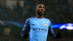 MAN OF THE HOUR: Kelechi Iheanacho's trademark celebration