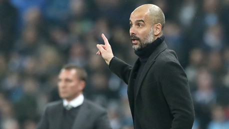 Pep Guardiola happy to progress from 'tough group'