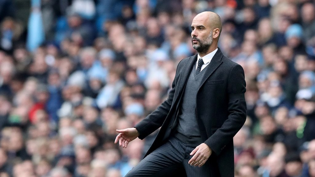 Man City v Chelsea: Guardiola reaction