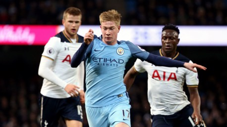 Man City v Tottenham: Talking Points