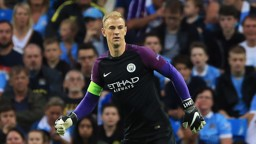 ALL HART: The skipper in action